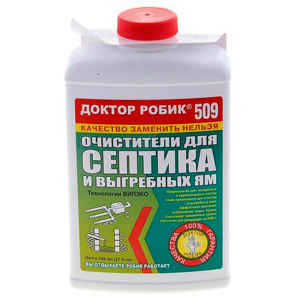 Бактерии для септиков в Калининграде