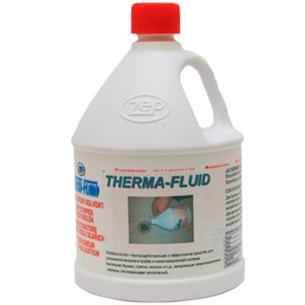 Термофлюид. Для прочистки труб
