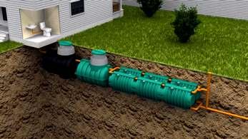 автономная канализация росток макси