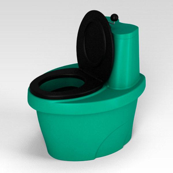 Торфяные туалеты в Калининграде