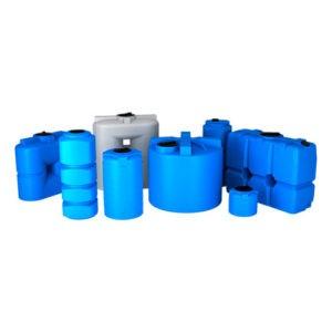 Емкости и баки для воды и топлива